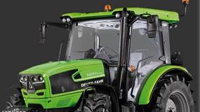 Foto de Trator agrícola Deutz-Fahr 5D KEYLINE (ficha de produto)