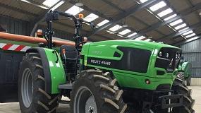 Foto de Trator agrícola Deutz-Fahr 4080 E (ficha de produto)