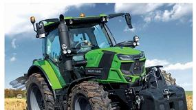 Foto de Trator agrícola Deutz-Fahr Serie 6 (ficha de produto)