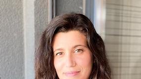Foto de Entrevista com Carolina Costa, responsável pela etiquetagem energética CLASSE+