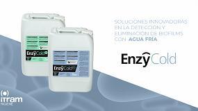 Foto de Itram Higiene lanza EnzyCold, un producto capaz de eliminar los biofilms con agua fría