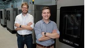 Foto de AM Craft adquiere cuatro impresoras 3D de gran escala Stratasys F900