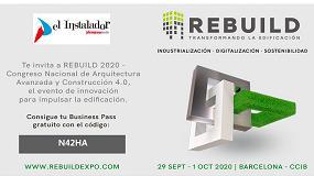 Foto de El Instalador te invita a Rebuild, en Barcelona