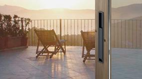 Foto de Hoppe desarrolla su manilla plana Austin para puerta corredera elevable