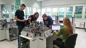 Foto de Siemens invierte 227 millones de euros anuales en formación a estudiantes en prácticas
