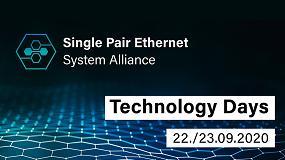 Foto de La conferencia digital internacional Technology Days debate sobre Single Pair Ethernet