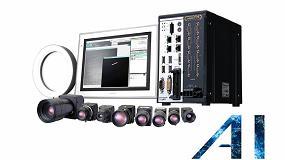 Foto de Omron lanza el primer sistema de visión FH industrial con detección de defectos mediante IA