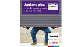 Foto de Junkers pone en marcha una nueva campaña de calderas de condensación