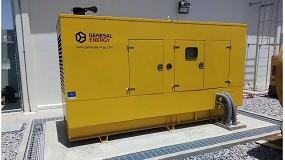 Foto de Genesal Energy participa en la construcción de la planta solar de Cuyoaco (México)