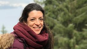 Foto de Entrevista a Mireia Calvo, miembro del consejo directivo de Comgrafic