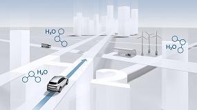 Foto de Bosch: a mobilidade do futuro necessita de células de combustível
