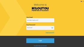 Foto de Kiloutou crea una web de ventas privadas para maquinaria de segunda mano