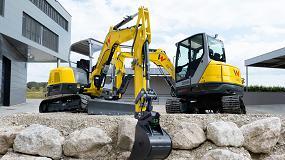 Foto de Las nuevas miniexcavadoras ET42 y EZ50 de WackerNeuson llevan el trabajo a un nuevo nivel