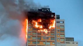 Foto de Los últimos incendios en hoteles y edificios de viviendas desvelan la falta de seguridad
