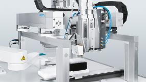 Foto de Automatización en el laboratorio: cinemática para la manipulación de muestras
