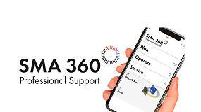 Foto de Nueva SMA 360° app: todo en una sola aplicación para trabajar en fotovoltaica