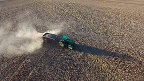 Foto de Las matriculaciones de tractores nuevos se acercan a los niveles del 13M