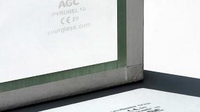 Foto de AGC amplía a 10 años la garantía de sus vidrios resistentes al fuego Pyrobel y Pyrobelite
