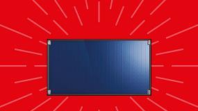 Foto de Coletor Solar PremiunSun FKT-2W (ficha de produto)