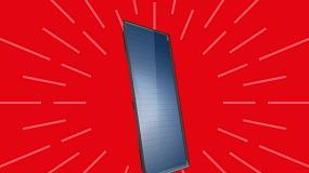 Foto de Coletor Solar Compacto FCC-2S Solar (ficha de produto)
