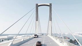 Foto de El Gobierno autoriza la licitación del contrato de obras de sustitución de tirantes que ampliará el número de carriles del Puente del Centenario (Sevilla)