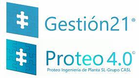 Foto de Gestión21 afianza su apuesta por la sensorización con Proteo 4.0