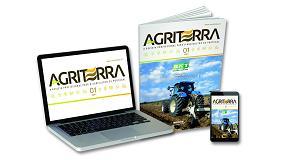 Foto de Agriterra: já está disponível a edição N.º 1 da sua nova revista de agricultura