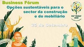 Foto de FSC® organiza Business Fórum sobre opções sustentáveis para o setor da construção e mobiliário