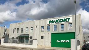 Foto de HiKOKI Power Tools Ibérica: 30 años siempre al lado del profesional