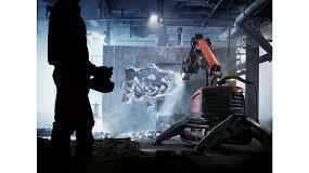 """Foto de Robot DXR de Husqvarna: """"el mejor compañero para la demolicion"""""""