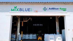 Foto de GreenChem inaugura una nueva planta de producción de Adblue® en Cataluña