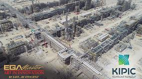 Foto de EGA Master, nuevo proveedor de Kuwait Integrated Petroleum Industries Company