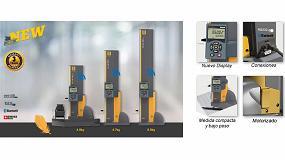 Foto de Sylvac presenta la Nueva columna Hi_Cal V2 Smart con tecnología Bluetooth integrada