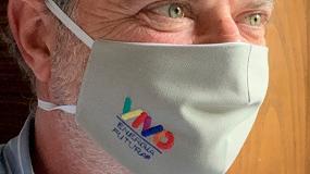 Foto de Lyba Textiles SL: pioneros en mascarillas sanitarias 2AB personalizables, lavables y certificadas