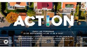 Foto de Green Building Council España organiza tres mesas redondas en la Semana Mundial de la Edificación Sostenible