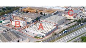 Foto de Nuevas instalaciones de K-Line en España