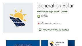 Foto de App de ciência cidadã Generation Solar chega ao IOS