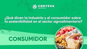 Foto de El consumidor considera totalmente necesario ayudar a los agricultores a producir de forma más sostenible, según un informe de Corteva