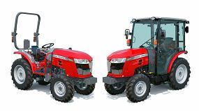 Foto de Massey Ferguson 1700 M: tractores compactos con motor Fase V (35-67 CV)
