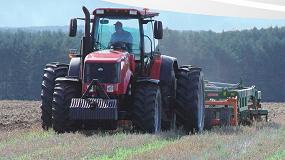 Foto de MTZ Belarus quiere abrirse mercado en el sur de Europa