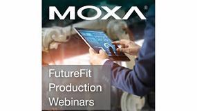 Foto de Moxa explica en un webinar los cinco factores fundamentales de éxito para el IIoT
