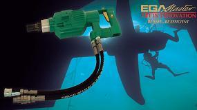 Foto de Nueva perforadora hidráulica AquaMaster de EGA Master para uso subacuático