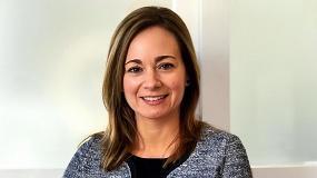 Foto de Elisabet Alier Benages, presidenta de la papelera Alier, nueva presidenta de Aspapel