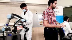 Foto de Ainia imparte el webinar 'Robotización de la industria en la nueva normalidad'