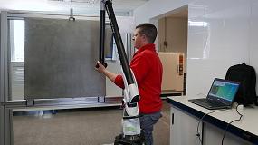 Foto de El ITC estudia, a través del proyecto PAVLAM, la optimización de las baldosas de gran formato en pavimentos