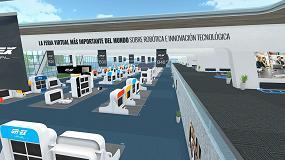 Foto de Global Robot Expo 2020: un ecosistema virtual inmersivo para el desarrollo de negocios innovadores