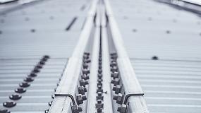 Foto de Symaga incrementa la calidad del acero y mejora la tornillería de sus silos