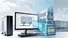 Foto de Geberit revoluciona o download de ficheiros BIM com o seu novo Plug-in