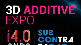 Foto de 3D Additive Expo marcada para abril de 2021