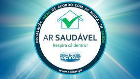 Foto de Covid-19: selo 'Ar Saudável' da APIRAC garante qualidade das instalações